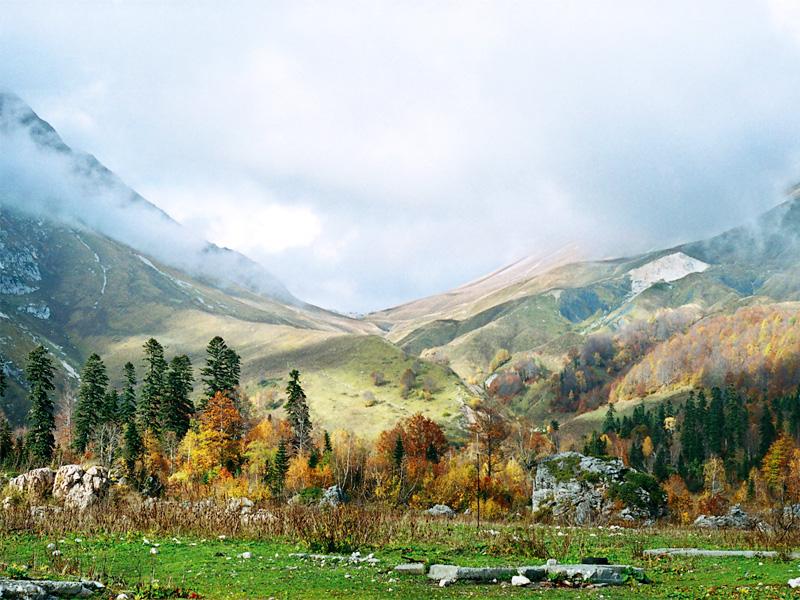 Отдых в горах Краснодарского края и Адыгеи